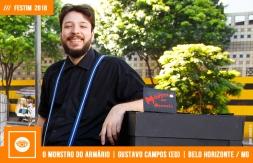 FESTIM 2018 | O MONSTRO DO ARMÁRIO | GUSTAVO CAMPOS -ED-