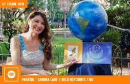 FESTIM 2018 | PARAÍSO | SANDRA LANE