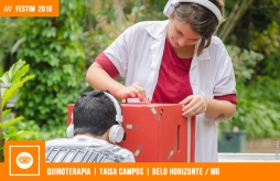 FESTIM 2018 | QUINOTERAPIA | TAISA CAMPOS