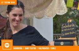 FESTIM 2018 | SABIDURÍA | OANI TEATRO