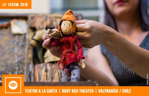 FESTIM 2018 | TEATRO A LA CARTA | RUBY BOX THEATER