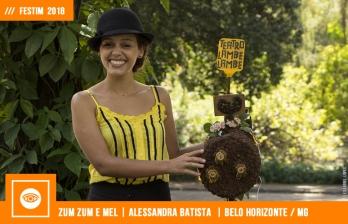 FESTIM 2018 | ZUM ZUM E MEL | ALESSANDRA BATISTA