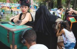 FFESTIM 2018 _ MOSTRA FESTIM DE ESPETÁCULOS | PARQUE MUNICIPAL _ Foto Paulo Baraldi