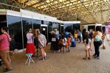FESTIM – Mostra de Teatro Lambe Lambe Parque Mangabeiras _ Foto Hugo Honorato