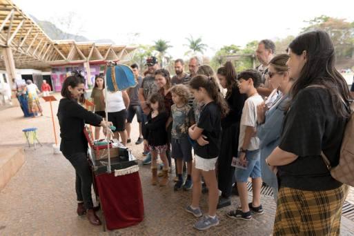 FESTIM – Mostra de Teatro Lambe Lambe Parque Mangabeiras _ Foto André Castro