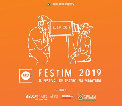 FESTIM _ FESTIVAL DE TEATRO EM MINIATURA E TEATRO LAMBE LAMBE